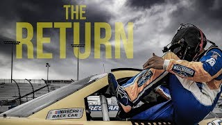 The Return: A Dale Earnhardt Jr. Short Film