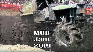 Mud Jam 2019 Mudding at Wojcik's Farm - Crazy Mud Bogging Compilation