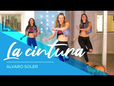 La Cintura - Alvaro Soler - Easy Fitness Dance Choreography - Baile