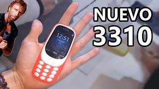 Video Nokia 3310 (2017) znVIO5hqmvE