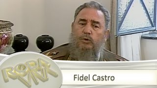 Fidel Castro - Roda Viva 19/03/1990