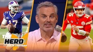 Colin Cowherd makes his playoff picks for the NFC & AFC Championship Games | NFL | THE HERD