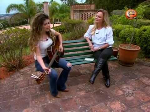 Baixar Paula Fernandes em Entrevista exclusiva para o Programa da Eliana