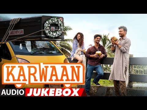 HEARTQUAKE LYRICS - Karwaan | Papon | Irrfan Khan