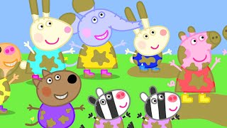 Kids TV and Stories | Peppa and the Golden Boots | Cartoons for Children