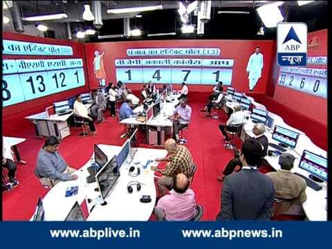 ABP Exit Poll about Punjab - Lok Sabha Elections 2014