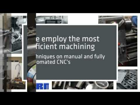 SRM Industries - Precision Engineering