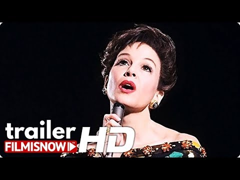 JUDY Trailer (2019) | Renée Zellweger Judy Garland Movie