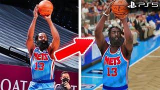 NBA Players SIGNATURE MOVES Recreated In NBA 2K21 NEXT GEN (PART 2) | PS5 NBA 2K21 NEXT GEN Gameplay
