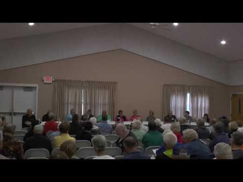 Board of Directors Meeting 07-15-16