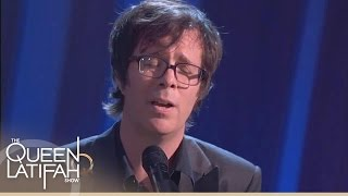Ben Folds Performs 'The Luckiest' on The Queen Latifah Show