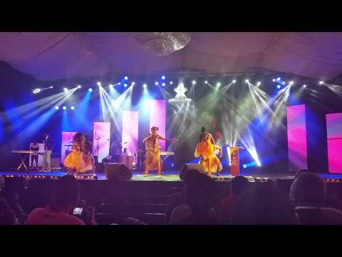 Katumbella - Mama Kudile - Live Performance at Angola Music Awards