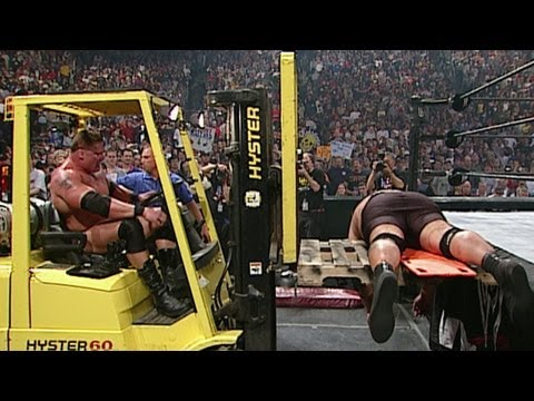 Brock Lesnar vs. Big Show - Judgment Day 2003
