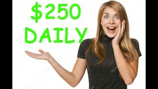 ✅ $250/DAY ✅ How to make money online without paying anything (How to make money online for free) ✅