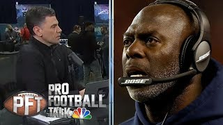 Anthony Lynn: Rivers looked stronger in 2018 than in past | Pro Football Talk | NBC Sports