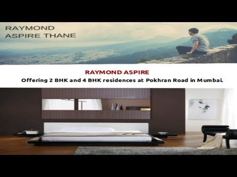 Raymond Aspire Real Estate Property Project In Mumbai