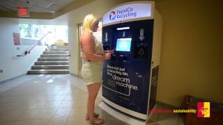 'PepsiCo Recycling Dream Machine - Pittsburg State University