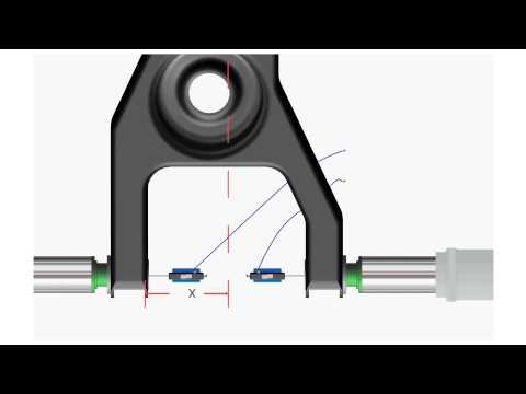 Control Arm Bushing Press with Promess EMAP