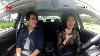 Trong Thế Giới Xe   Ca sĩ Miko Lan Trinh làm nũng trên xe Mazda6