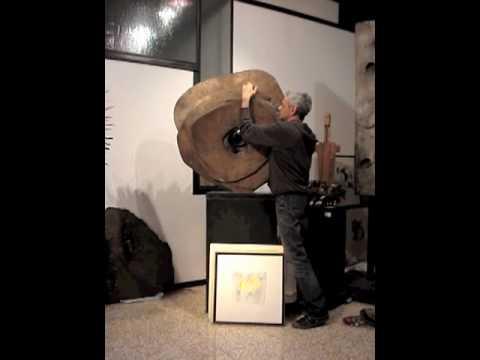 Sbibu e le sculture di Gino Bogoni