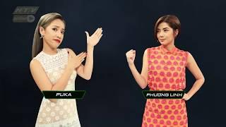 Điểm lại thành tích của top 6   HTV NHANH NHƯ CHỚP   NNC #20 FULL   18/8/2018