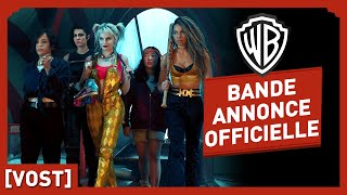 Birds of prey :  bande-annonce VOST
