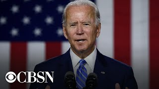 Biden signs executive orders on stimulus checks, minimum wage, and food stamps