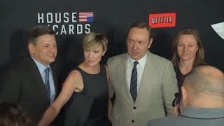 'House of Cards' S6 ends show without Kevin Spacey