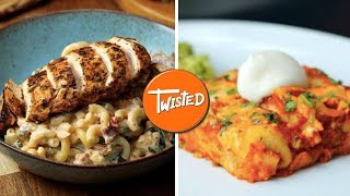 8 Low Stress Meals To Make Now | Weeknight Dinner Recipes | Twisted