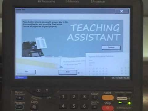 Teaching Assistant Business Application from Kyocera
