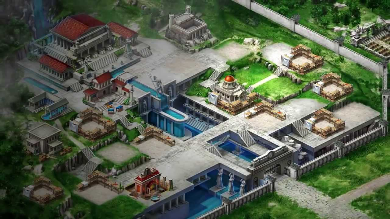 Game Of War Fire Age Trap Account - YouTube