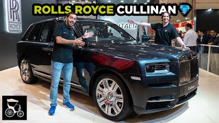 💎Esse é o SUV mais Luxuoso do Mundo: Sinta como é o Rolls-Royce Cullinan (incluindo por dentro)