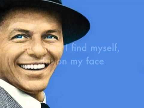 Frank Sinatra-That's life lyrics