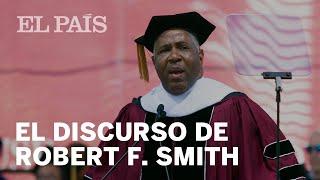 El discurso de Robert F. Smith