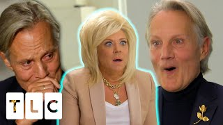 Theresa Helps Monte To Forgive Himself By Connecting With His Beloved Mother | Long Island Medium