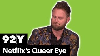Queer Eye's Bobby Berk on a shocking message he received from a pastor