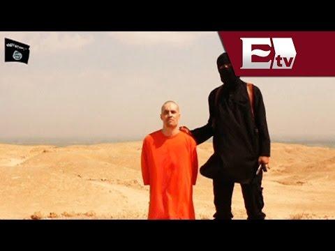 Malestar mundial por la decapitación del periodista estadounidense James Foley en Irak/ Global