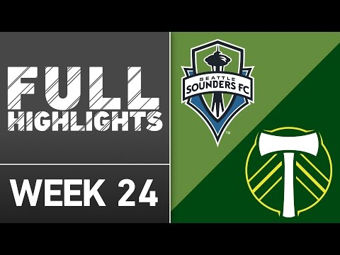 HIGHLIGHTS | Seattle Sounders 3-1 Portland Timbers
