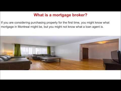 Mortgage Broker In Montreal