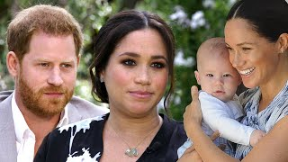 Prince Harry and Meghan Markle Say Royal Family Had Concerns Over Son Archie's Skin Color
