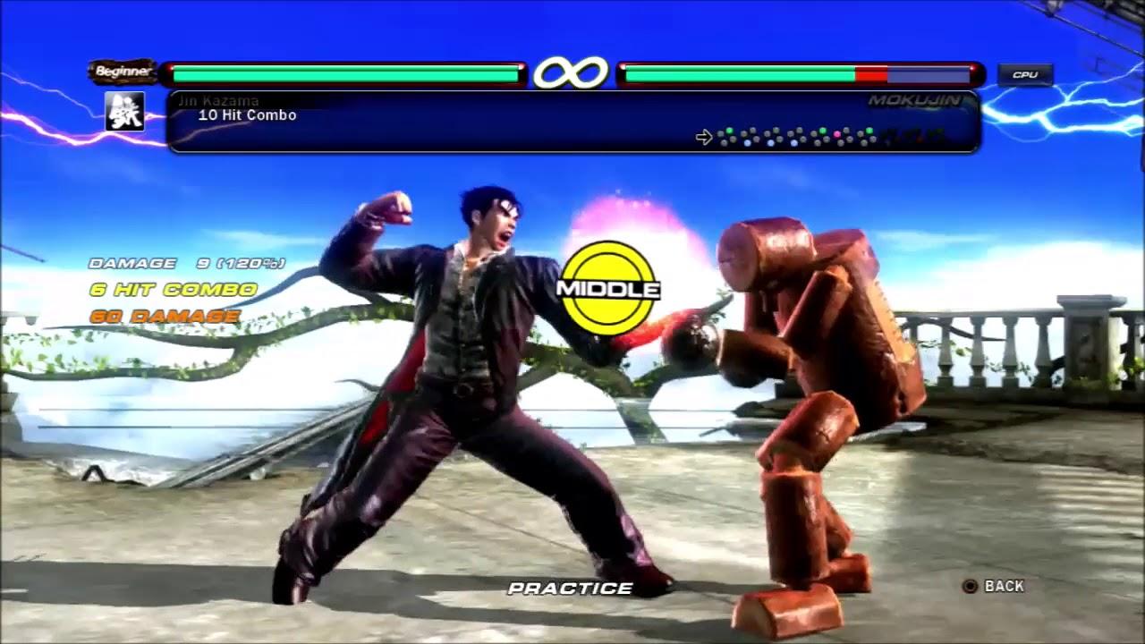 Tekken 6 Moves List Ps3