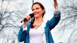IMPRESIONANTE DISCURSO FEMINISTA: ASHLEY JUDD - WOMEN'S MARCH (Subtitulado en español)