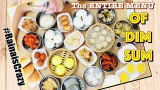 ENTIRE Menu of Dim Sum Co Eating Challenge | RainaisCrazy