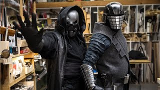 Adam Savage's Knights of Ren Cosplay, Part 4
