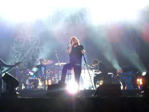 Reamonn - She's A Bomb (Live Lublin 2007)