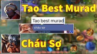 Mạnh Blue Quẩy Murad 2261 Trận 99,1% Tỉ Lệ Chat Tao Best Murad Sẽ NTN Và Cái Kết