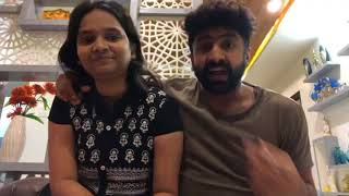 Shekhar Master introduces wife..