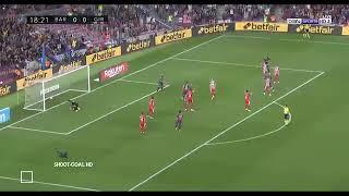 اهداف مباراة برشلونة وجيرونا 1-1 كاملة جيرونا العنيد يتألق【شاشة كاملة ...