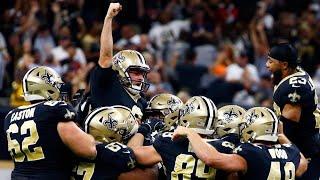 CRAZY FINAL MINUTES! Texans vs Saints Week 1