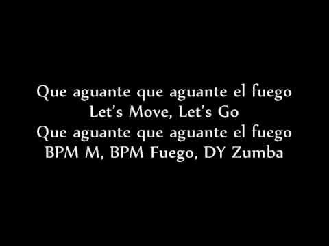 BPM - Daddy Yankee (Letra)